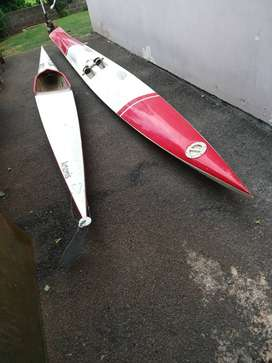 Artemis and stingray kayaks for sale, excluding peddles