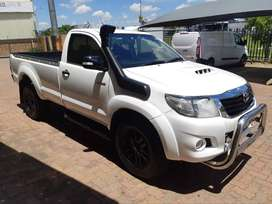 Toyota Hilux GD-6 Single Cab