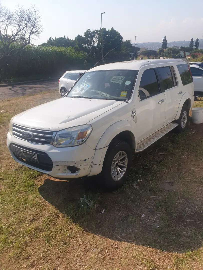 2013 Ford Everest 3.0Lt Read Add!!