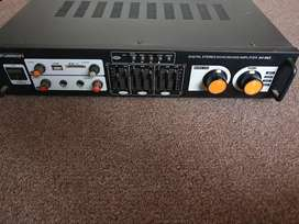 Mixer - Mixing Amplifier Fussion Digital Stereo