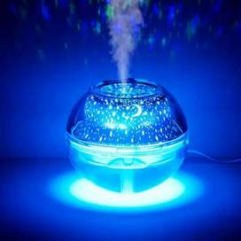 Projection humidifier / night lamp