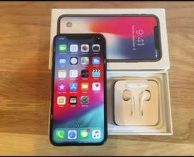 Iphone X 64Gb (As New)