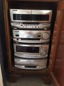 I'm looking for this Kenwood components hifi