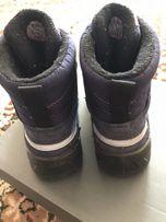 Ботинки зимние ECCO для девочки
