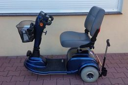 Wózek elektryczny skuter dla seniora Sterling Swift Szczecin