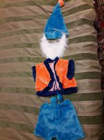 Карнавальный новогодний детский костюм гнома