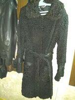 Шуба каракуль, каракулевая, из каракуля пальто