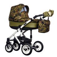 PARADISE BABY MAGENTICO 2 lub 3w1! 120 wózków w jednym miejscu