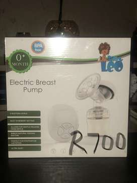 New! Baby Leo Electric Breast Pump