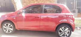 TOYOTA ETIOS HATCHBACK 1.5 IN EXCELLENT CONDITION