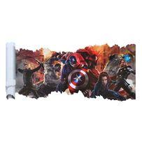 Naklejki na ścianę Avengers WS-0255