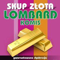 Pożyczki skup sprzedaż złota srebra, telefony aparaty, komis lombard