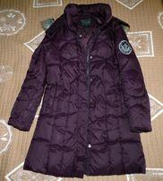 Зимняя подростковая куртка / пальто на девочку