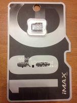Карта памяти micro SD IMAX Pro Объем 16GB