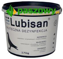 Lubisan 2,75 kg -sucha dezynfekcja, gołębie, króliki, drób, trzoda