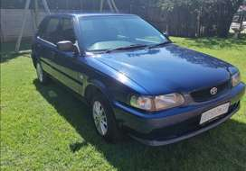 2004 Toyota Tazz 130 with only 140 000km
