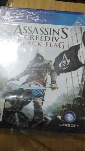 Assassin creed 1V  black  flag