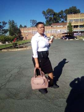 Lesotho maid/housekeeper with refs needs stay in full time work.
