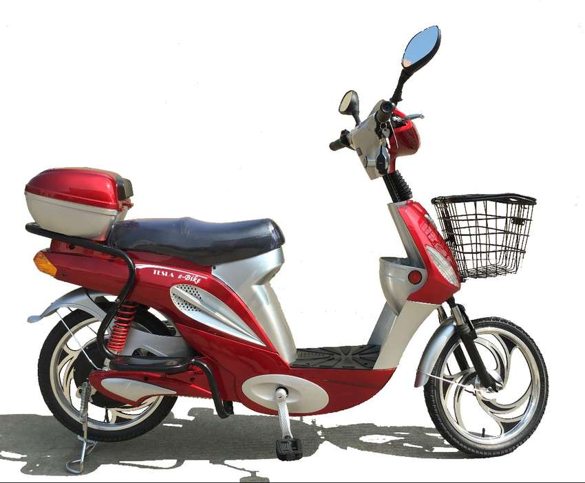 Electric Bicycle/Scooter 0