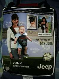 Jeep Baby Carrier -Brand new! for sale  South Africa