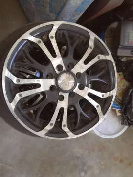 Mag rims set of 4