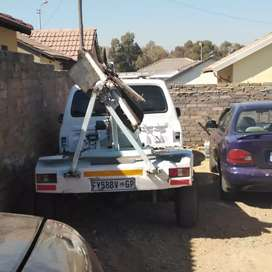 Towing for hire 24 hours
