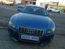 2010 Audi A5 2.0T auto with a sunroof