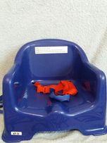 Стульчик- бустер стульчки переносной для кормпления