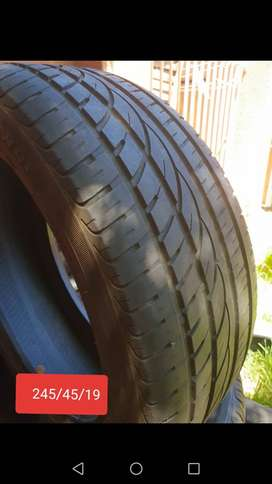 Car and Bakkie tires