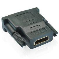 Адаптер, переходник, DVI-папа HDMI-мама