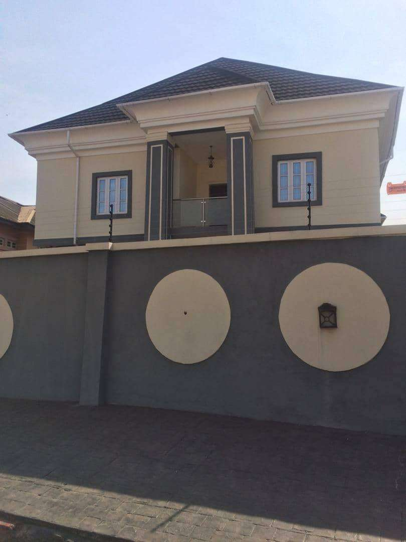 Newly Built 5 Bedroom Duplex in Magodo Phase 1, Isher 0