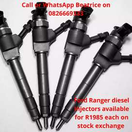 Ford Ranger diesel Injectors available