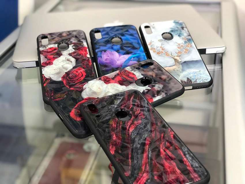 Cover cases For huawei y6,Y7,Y9 2019 0