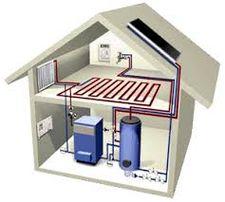 Монтаж систем отопления и теплых полов. Водопровод и канализация.