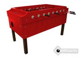 coin operated Soccer Tables are available in different styles and can