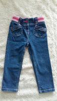 Spodnie jeansowe George, rurki, dla małej damy !