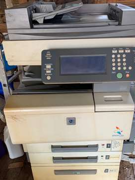 Konica Milnota colour printer