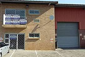 FOR SALE: 410 SQM MINI INDUSTRIAL WAREHOUSE IN NORTH RIDING.
