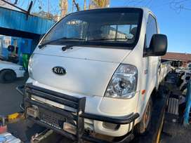 KIA WORKHORSE FOR SALE AS IS OR AVAILABLE FOR SPARES