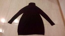 sweter tunika L
