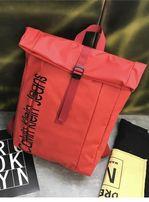 Czerwony plecak Calvin Klein Jeans