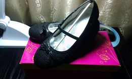 Туфли для девочки 34 р.