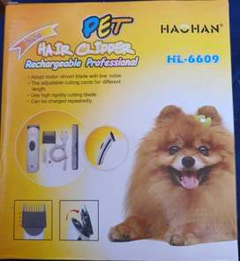 Recharable Proffesional.Dog Clipper