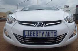 2016 Hyundai Elantra 1.6 Sedan 56,000km Manual 6Forward  LIBERTY AUTO