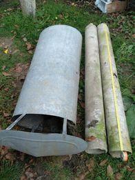 Продам дымоход и две трубы (комплект)
