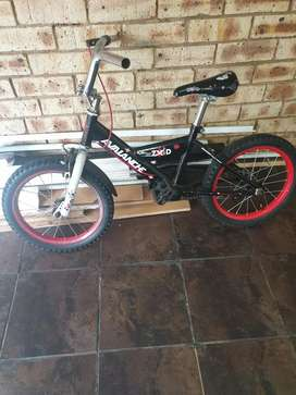 Avalanche 16 inch bicycle