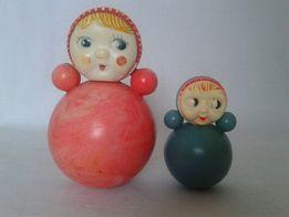 Неваляшка СССР (игрушки 2 штуки)