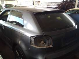 AUDI A3 2 DOOR STRIPPING FOR SALE
