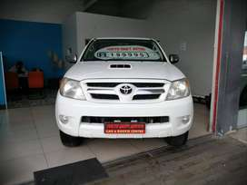 2008 TOYOTA HILUX 3.0 D-4D S/C WITH 218053KMS
