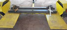 A heavy duty piggyback/dolly trailer 1500KG